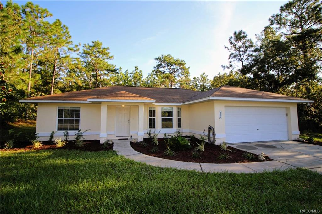 home for sale at 3931 W Forest Drive, Citrus Springs, Florida 34433 in Citrus Springs
