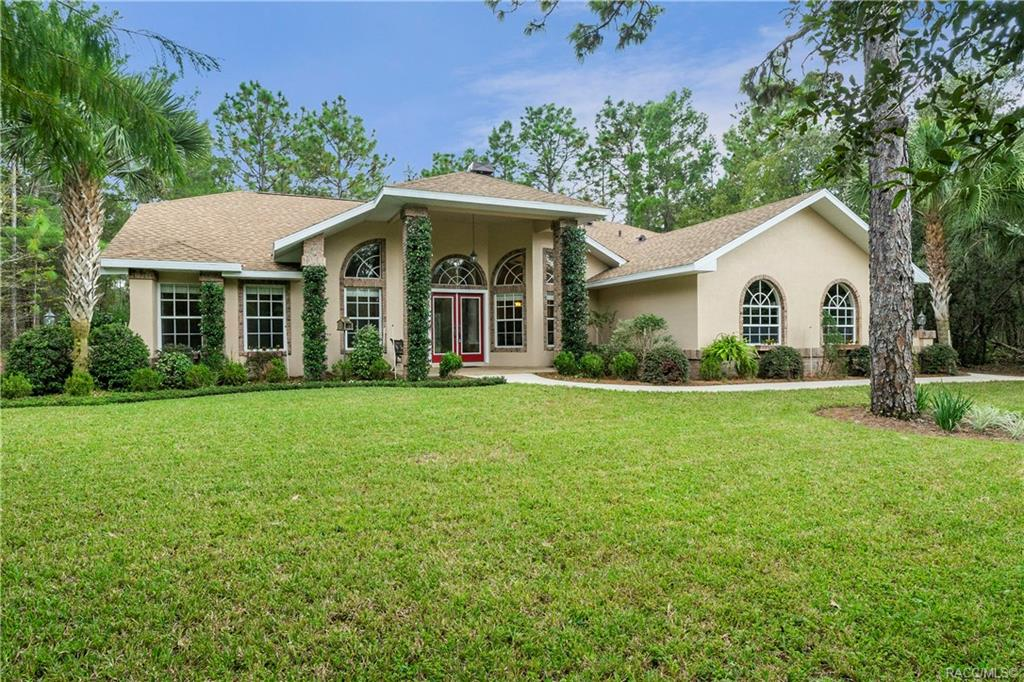home for sale at 4792 W Custer Drive, Beverly Hills, FL 34465 in Pine Ridge