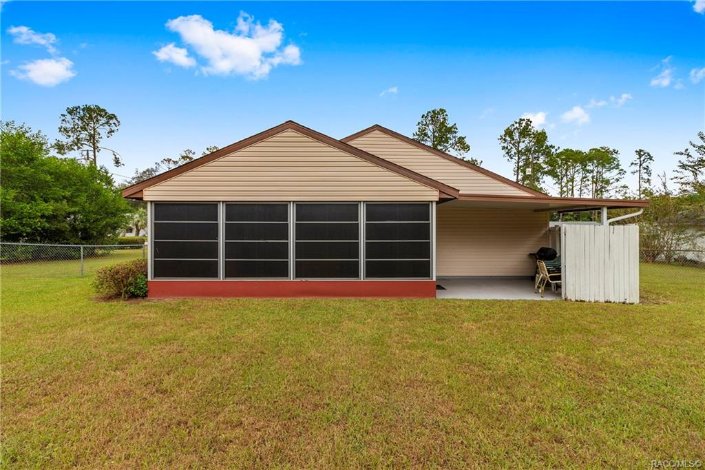 home for sale at 21368 SW Peach Blossom Street, Dunnellon, FL 34431 in Rainbow Lakes Estate