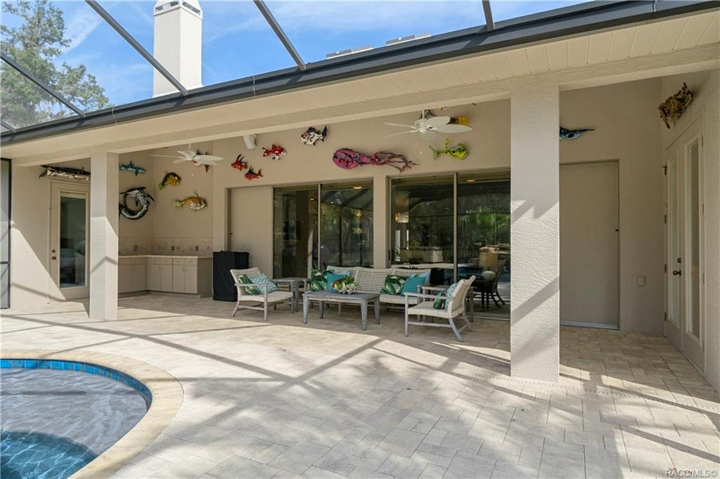 home for sale at 3572 N Stirrup Drive, Beverly Hills, FL 34465 in Pine Ridge