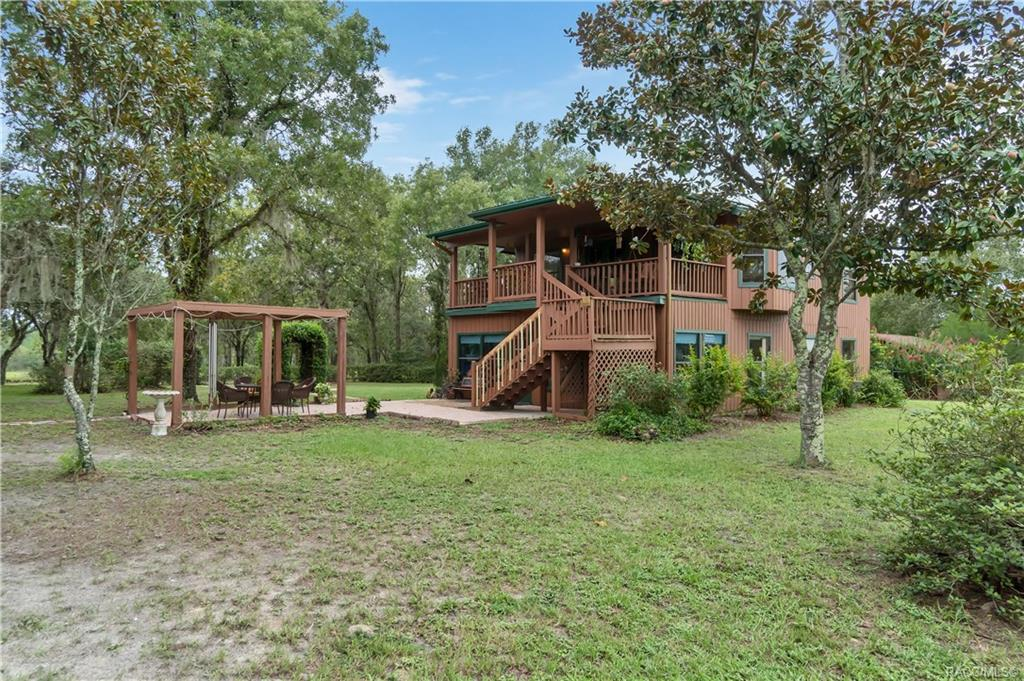 home for sale at 9350 SE Cr 337, Dunnellon, FL 34431 in Levy County